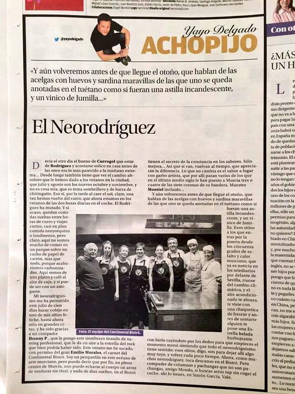 El Neorodriguez_El-continental-bistró-Murcia
